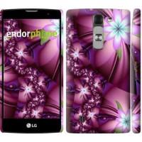 Чехол для LG G4c H522y Цветочная мозаика 1961m-389
