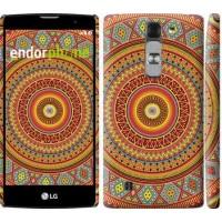 Чехол для LG G4c H522y Индийский узор 2860m-389