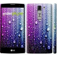 Чехол для LG G4c H522y Капли воды 3351m-389