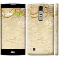 Чехол для LG G4c H522y Кружевной орнамент 2160m-389
