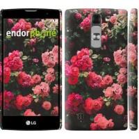 Чехол для LG G4c H522y Куст с розами 2729m-389