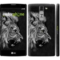 Чехол для LG G4c H522y Лев 1080m-389