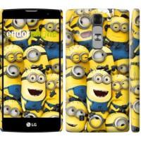 Чехол для LG G4c H522y Миньоны 8 860m-389