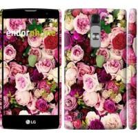 Чехол для LG G4c H522y Розы и пионы 2875m-389