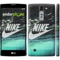 Чехол для LG G4c H522y Water Nike 2720m-389