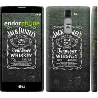 Чехол для LG G4c H522y Whiskey Jack Daniels 822m-389
