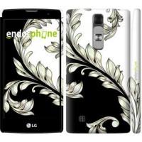 Чехол для LG G4c H522y White and black 1 2805m-389
