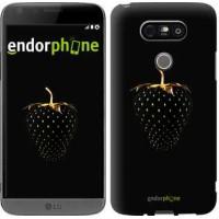 Чехол для LG G5 H860 Черная клубника 3585m-348