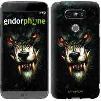 Чехол для LG G5 H860 Дьявольский волк 833m-348