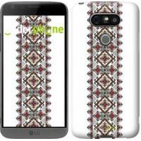 Чехол для LG G5 H860 Вышиванка 22 590m-348