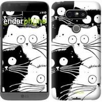 Чехол для LG G5 H860 Коты v2 3565m-348