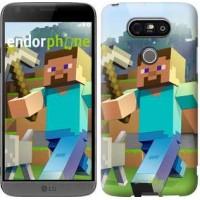 Чехол для LG G5 H860 Minecraft 4 2944m-348
