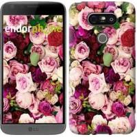 Чехол для LG G5 H860 Розы и пионы 2875m-348