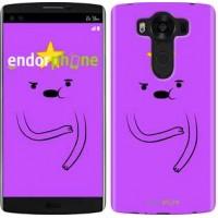Чехол для LG V10 H962 Adventure Time. Lumpy Space Princess 1122u-370