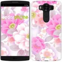 Чехол для LG V10 H962 Цвет яблони 2225u-370