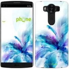 Чехол для LG V10 H962 цветок 2265u-370