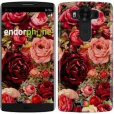 Чехол для LG V10 H962 Цветущие розы 2701u-370