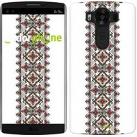 Чехол для LG V10 H962 Вышиванка 22 590u-370