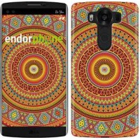 Чехол для LG V10 H962 Индийский узор 2860u-370
