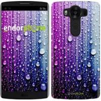 Чехол для LG V10 H962 Капли воды 3351u-370
