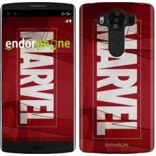 Чехол для LG V10 H962 Marvel 2752u-370