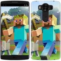 Чехол для LG V10 H962 Minecraft 4 2944u-370