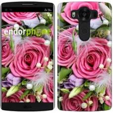 Чехол для LG V10 H962 Нежность 2916u-370