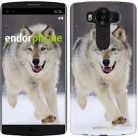 Чехол для LG V10 H962 Бегущий волк 826u-370