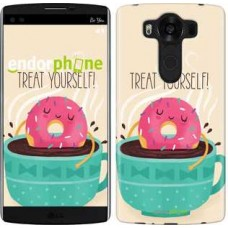 Чехол для LG V10 H962 Treat Yourself 2687u-370