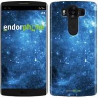 Чехол для LG V10 H962 Звёздное небо 167u-370