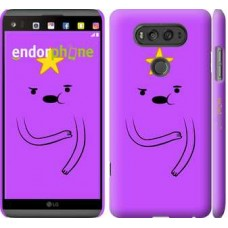 Чехол для LG V20 Adventure Time. Lumpy Space Princess 1122m-787