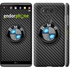 Чехол для LG V20 BMW. Logo v3 3109m-787