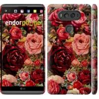 Чехол для LG V20 Цветущие розы 2701m-787
