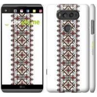Чехол для LG V20 Вышиванка 22 590m-787