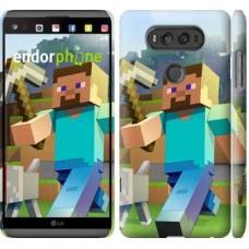 Чехол для LG V20 Minecraft 4 2944m-787