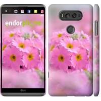 Чехол для LG V20 Розовая примула 508m-787