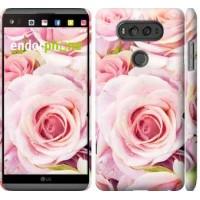 Чехол для LG V20 Розы 525m-787