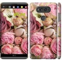 Чехол для LG V20 Розы v2 2320m-787