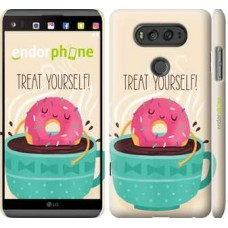 Чехол для LG V20 Treat Yourself 2687m-787