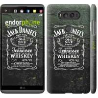 Чехол для LG V20 Whiskey Jack Daniels 822m-787