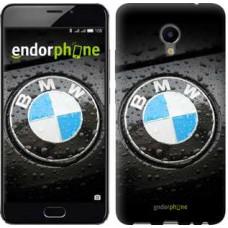Чехол для Meizu M3e BMW 845u-607