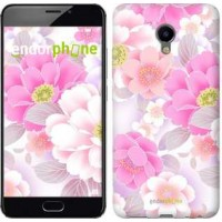 Чехол для Meizu M3e Цвет яблони 2225u-607