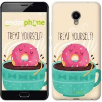 Чехол для Meizu M3e Treat Yourself 2687u-607