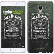 Чехол для Meizu M3 Max Whiskey Jack Daniels 822m-462