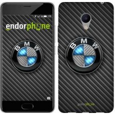 Чехол для Meizu M3s BMW. Logo v3 3109u-943