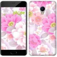 Чехол для Meizu M3s Цвет яблони 2225u-943