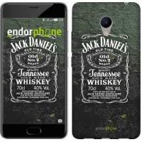 Чехол для Meizu M3s Whiskey Jack Daniels 822u-943