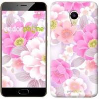 Чехол для Meizu M5 Цвет яблони 2225u-420