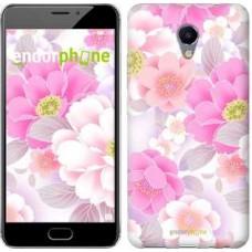 Чехол для Meizu M5 Note Цвет яблони 2225u-447