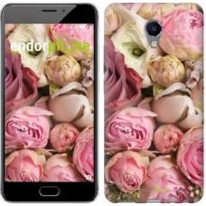 Чехол для Meizu M5 Note Розы v2 2320u-447